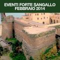 EVENTI FORTE SANGALLO 2014