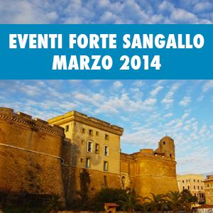 Forte San gallo Marzo 2014