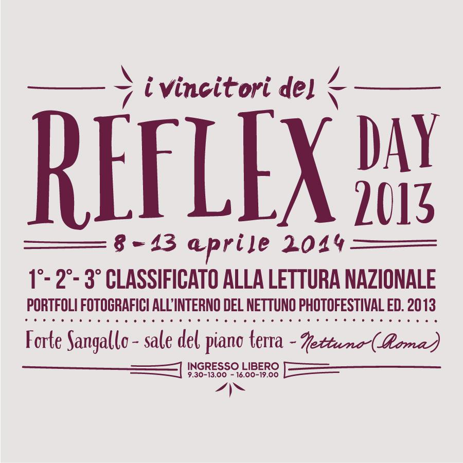 In Mostra al Forte Sangallo i Vincitori del Reflex Day 2013
