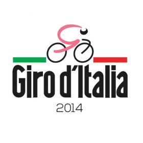 Logo Giro d\'Italia 2014