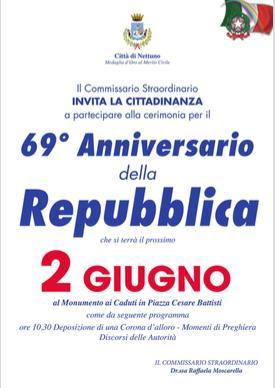 anniversario della Repubblica