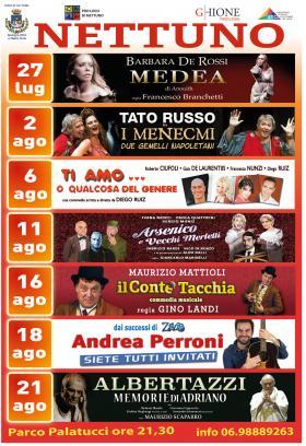 Programma Teatro