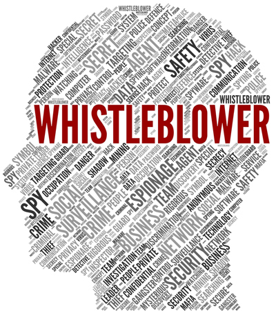 immagine whistleblowing