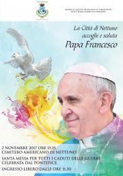 2 novembre 2017 Papa