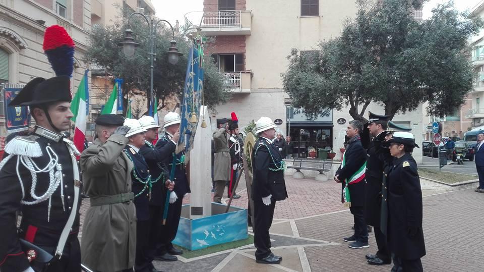 Foto cerimonia 13 Novembre 2017