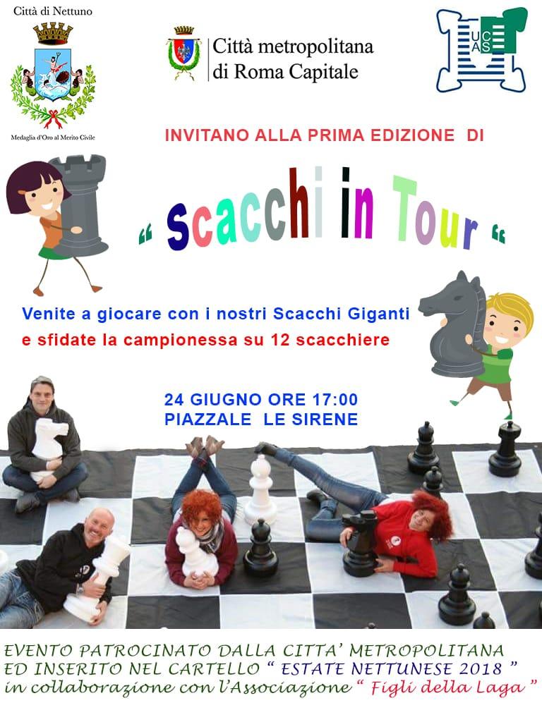 scacchi in tour
