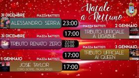 Programma Capodanno