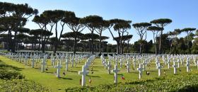 Cimitero Americano di Nettuno