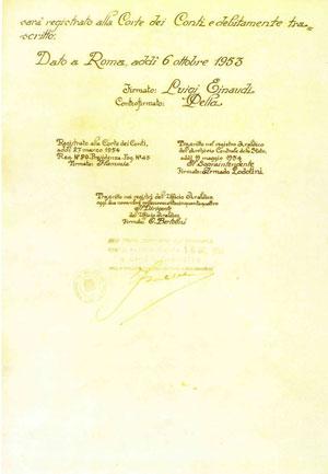 decreto gonfalone 2