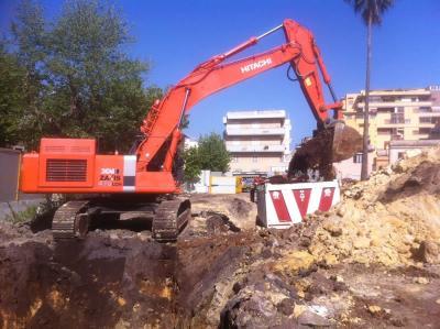 scavo3 piazzale berlinguer