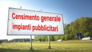 Censimento generale Impianti Pubblicitari