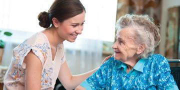Telesoccorso per gli anziani