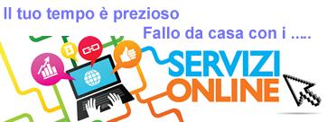 servizi online - Il tuo tempo è prezioso!