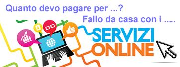 servizi online - Tributi